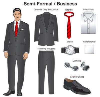 4a682301b2 Semi Formal Business