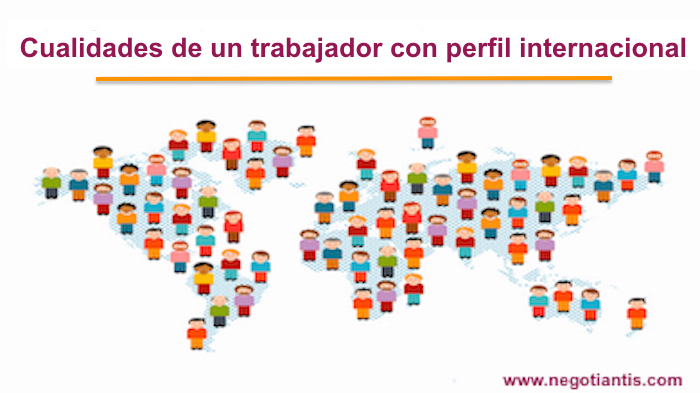 cualidades perfil internacional
