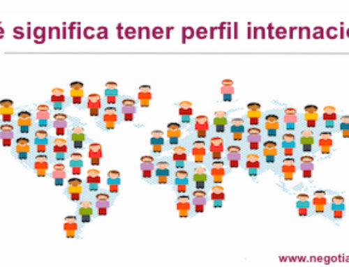 Cualidades de un trabajador con perfil internacional
