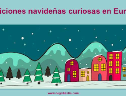 Tradiciones curiosas de Navidad en Europa